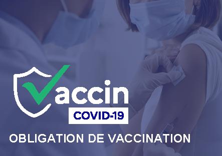Obligation vaccinale contre la Covid -19 pour les étudiants en santé